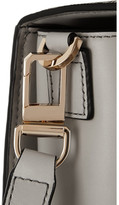 Alexander Wang Chastity lizard-effect leather shoulder bag