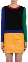Lisa Perry Women's Colorblocked Cashmere Sweater