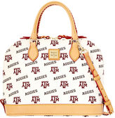 Dooney & Bourke NCAA Texas A&M Zip Zip Satchel