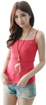 Bearsland Women's Maternity Breastfeeding Tank Top Nursing Vest