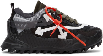Off-White Black Odsy-1000 Sneakers