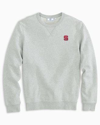 Southern Tide NC State Upper Deck Pullover Sweater