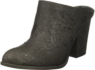 Kenneth Cole Reaction Women's Tap Dance Slip On Bootie Shootie with Western Heel-Fabric Ankle