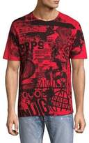 PRPS Printed Short-Sleeve Cotton Tee