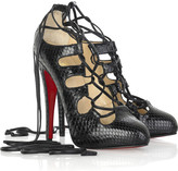 Christian Louboutin Bloody Mary ankle boots