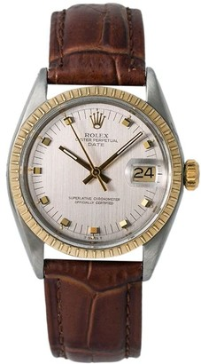 Rolex 1968 pre-owned Date 34mm