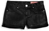 Blank NYC BLANKNYC Girls' Faux Leather Shorts - Sizes 7-14