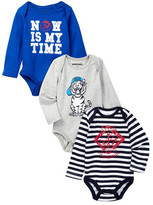 Diesel Bodysuits - Pack of 3 (Baby Boys)