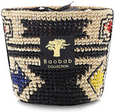 Baobab Collection Mapoch Candle - Grapefruit & Eucalyptus black/multi
