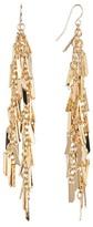 Natasha Accessories Dangling Stick Earrings