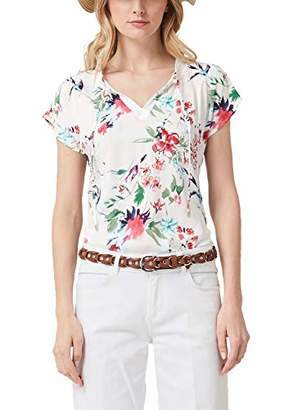 S'Oliver Women's 04.899.12.5319 Blouse,8 (Size: 34)