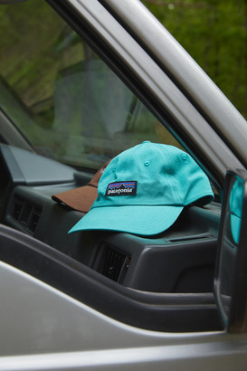 Patagonia P-6 Label Trad Baseball Hat