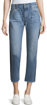 Brunello Cucinelli Cropped Light Wash Denim Jeans