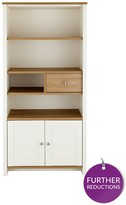 Consort Furniture Limited Tivoli Ready Assembled Storage Bookcase