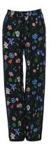 Markus Lupfer Floral Trousers