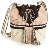 Sole Society Kenya Bucket Bag - Pink