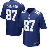 Nike Youth Sterling Shepard Royal New York Giants Game Jersey