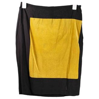Martine Sitbon Black Skirt for Women