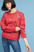 Harlyn Terese Embroidered Pullover