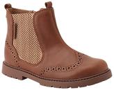 Start Rite Start-rite Children's Leather Chelsea Boots, Tan