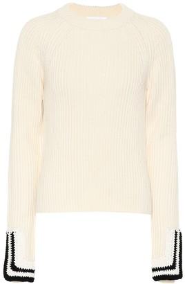 Helmut Lang Wool-blend sweater