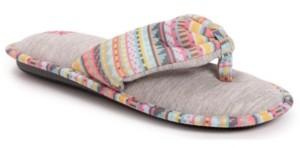 Muk Luks Women's Dawna Slippers, Online Only