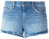 J Brand Sachi denim shorts