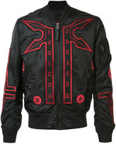 Marcelo Burlon County of Milan Manuel Alpha MA-1 bomber jacket