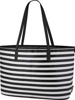 Thermos DwellStudio for Thermos, Madison Diaper Bag, Mini Stripe