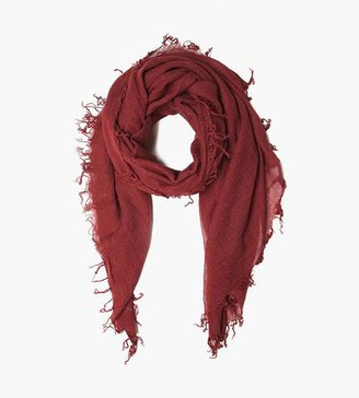 Chan Luu Henna Cashmere And Silk Scarf