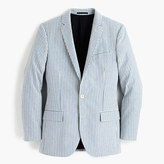 J.Crew Ludlow suit jacket in Japanese seersucker