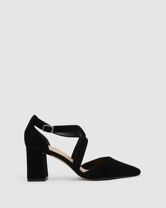 Sandler - Women's Black All Pumps - Kara - Size One Size, 7.5 at The Iconic