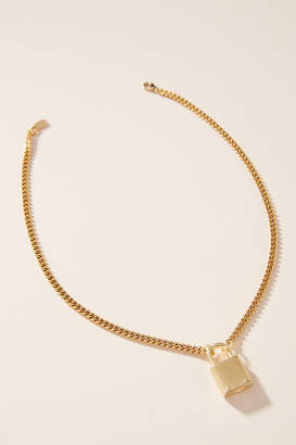 Anthropologie Electric Picks Eye Of The Tiger Necklace