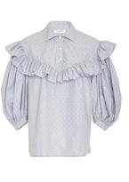 Jill Stuart Nikki Dot Shirt