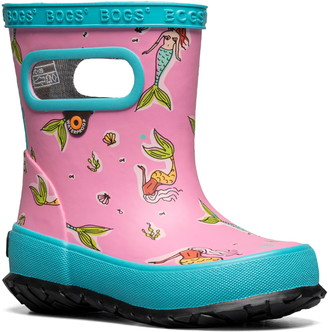Bogs Skipper Mermaids Waterproof Rain Boot