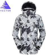 Vector Waterproof Windproof Hiking Coat Snowboard Snowmobile Men's Ski Jacket US/EU XS