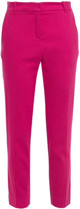 Vanessa Bruno Moustique Cropped Wool-blend Twill Slim-leg Pants
