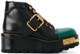 Prada buckled flatform 60 boots