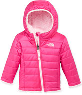 The North Face Baby Girls' Reversible Moss Hoodie