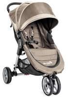Baby Jogger City Mini® 3-Wheel Single Stroller in Sand/Stone