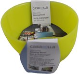 Casabella Silicone Mixing Bowl 1 Quart Green