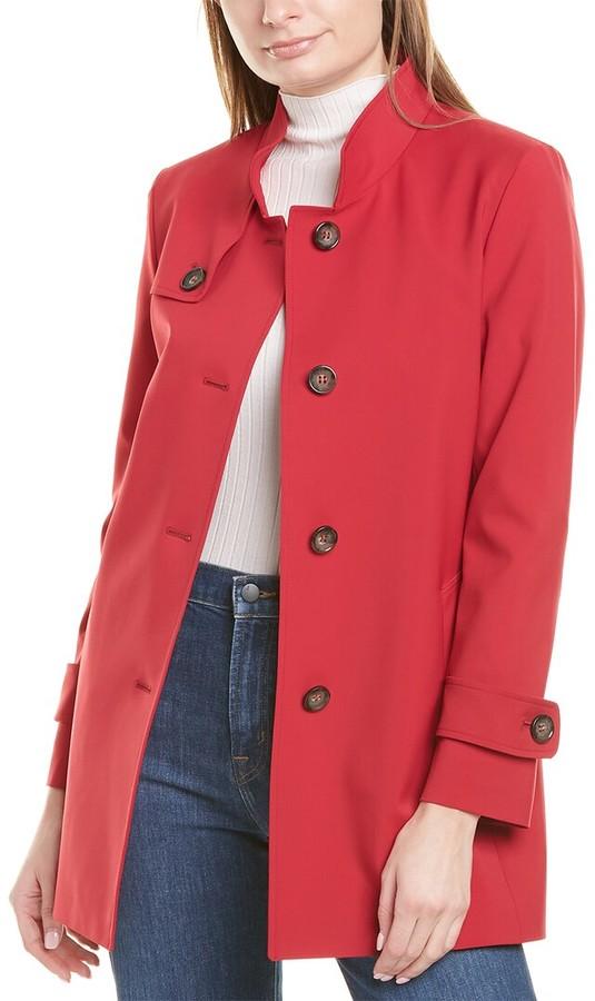 Cinzia Rocca Stand Collar Jacket