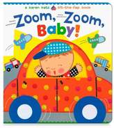 Bed Bath & Beyond Zoom, Zoom, Baby! Lift-the-Flap Book by Karen Katz