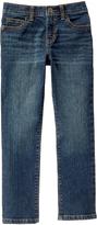 Crazy 8 Dark Wash Denim Mickey Stretch Rocker Jeans - Boys
