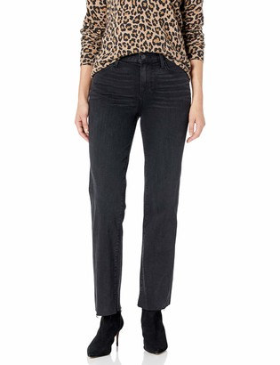 Paige Women's Atley High Rise Relaxed Fit Flare Leg Ankle Jean