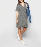 New Look Daisy Wrap Dress