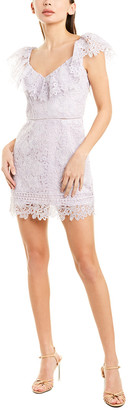 Saylor Adwoa Mini Dress