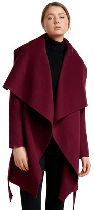 Forever New Opal Wrap Coat