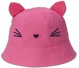Gap Sequin kitten bucket hat