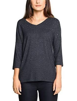 Cecil Women's 314206 Long Sleeve Top,Large